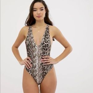 Misguided one piece